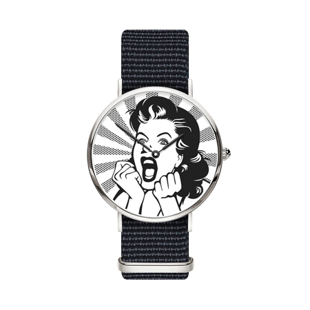 Surprised!!! | Mock-Up_DYOSSWATCH