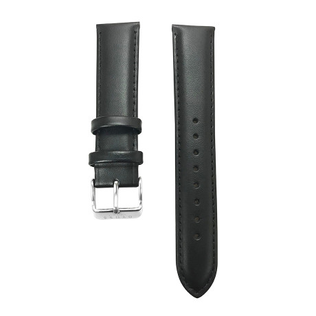 Classic Black Leather - 18mm | 2x_1a