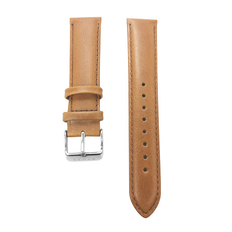 Classic Tan Leather - 18mm | 2x_2a