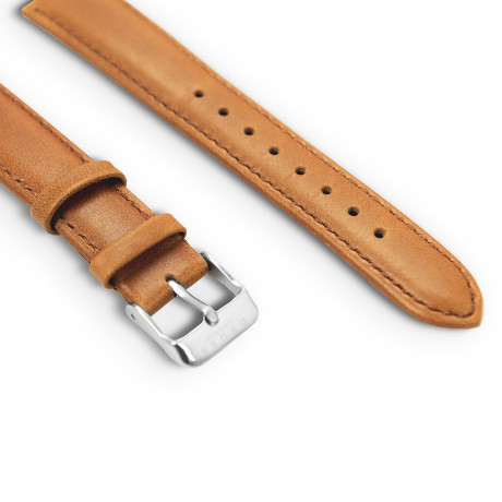 Classic Tan Leather - 18mm | 2x_2b